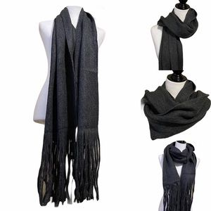 ⭐️Host Pick⭐️ Lucky Brand Solid Brushed Scarf